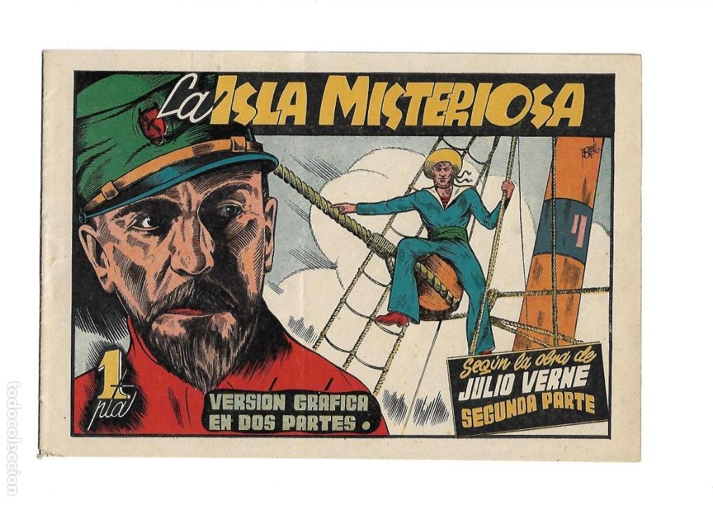 Tebeos: Aventuras Célebres, Año 1942 Colección Completa son 22 Tebeos Originales en 10 Colecciones Distintas - Foto 27 - 139018274