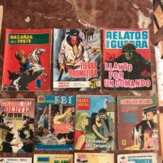 Tebeos - 23 tebeos/revistas antiguos - 139197705