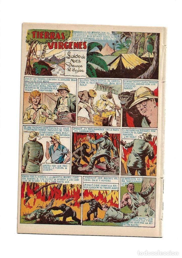 Tebeos: Selección de Aventuras, Año 1950. Colección Completa son 19. Tebeos con el Almanaque son Originales - Foto 7 - 139383194