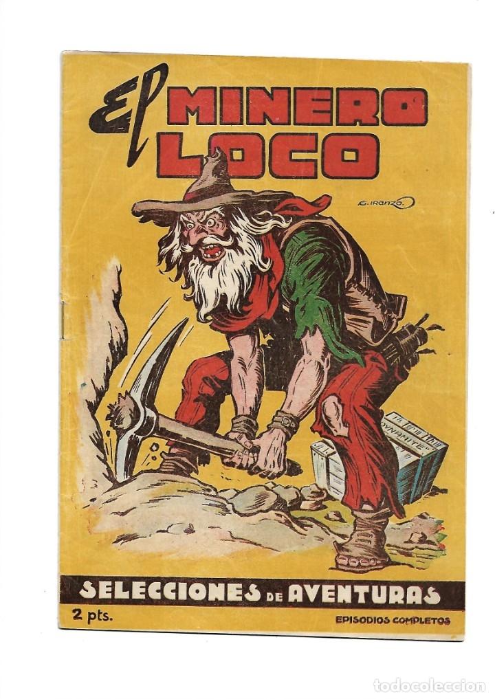 Tebeos: Selección de Aventuras, Año 1950. Colección Completa son 19. Tebeos con el Almanaque son Originales - Foto 8 - 139383194