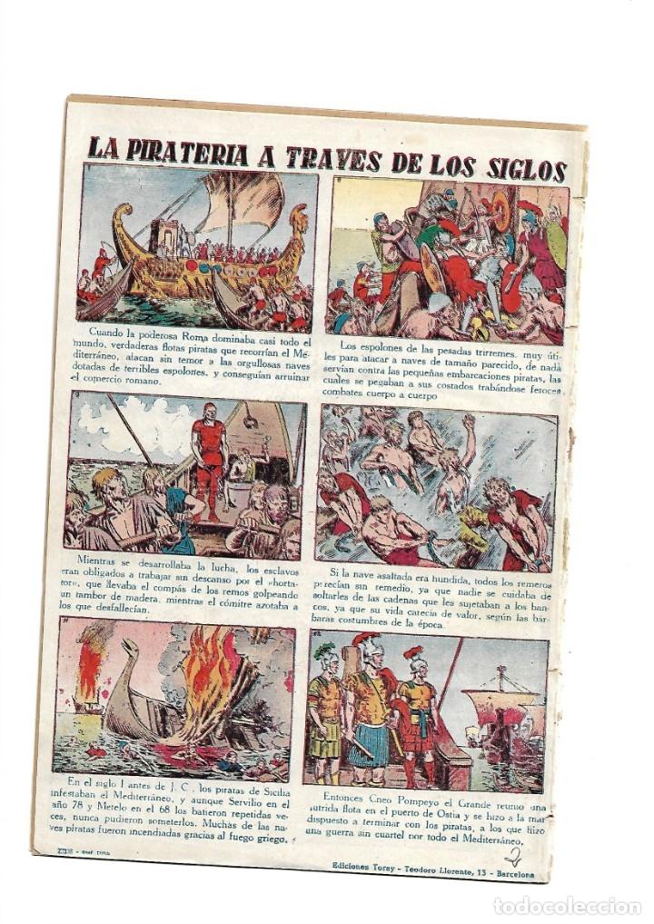 Tebeos: Selección de Aventuras, Año 1950. Colección Completa son 19. Tebeos con el Almanaque son Originales - Foto 11 - 139383194