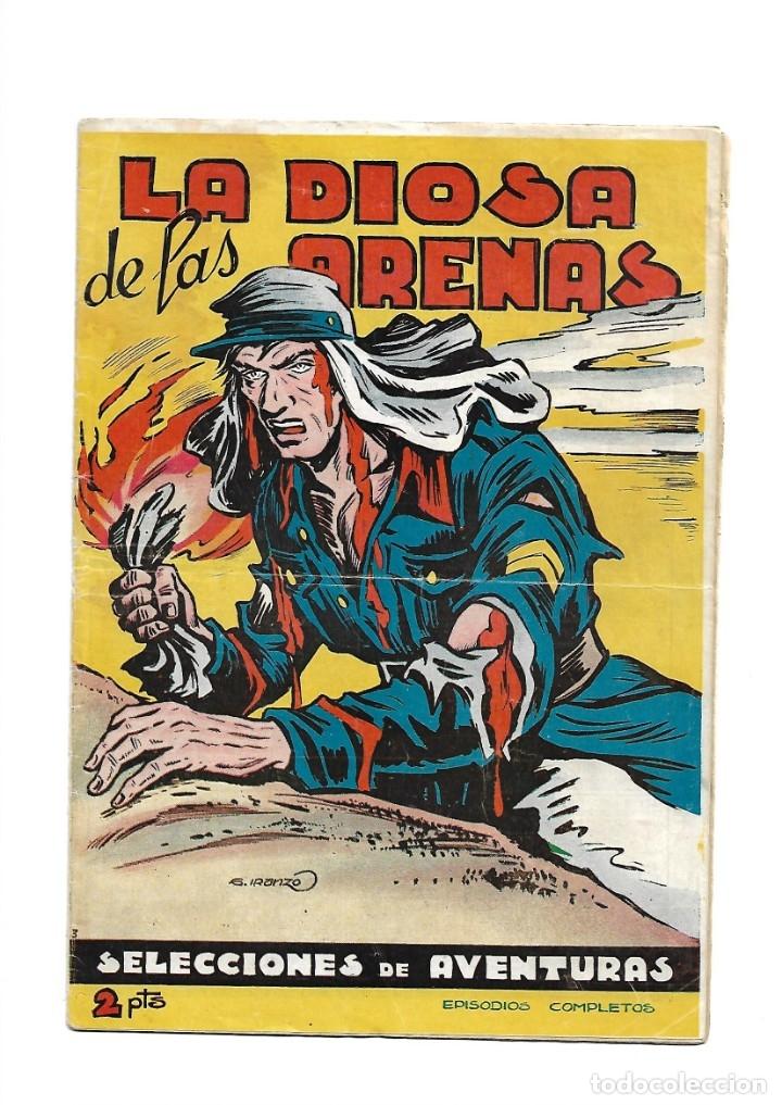 Tebeos: Selección de Aventuras, Año 1950. Colección Completa son 19. Tebeos con el Almanaque son Originales - Foto 12 - 139383194