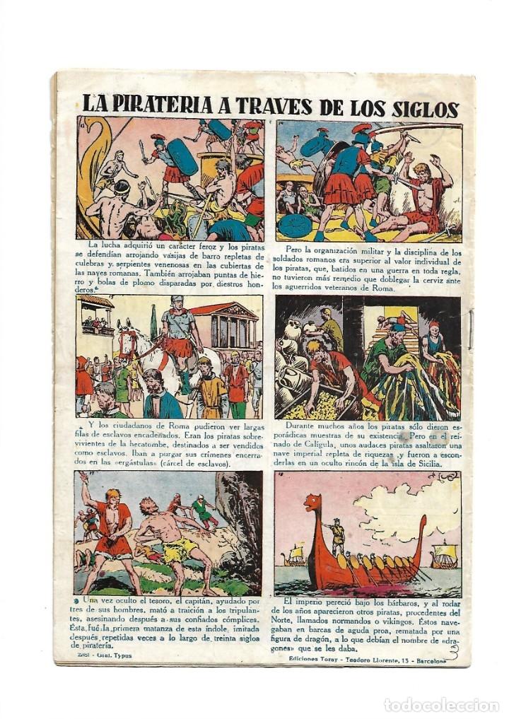 Tebeos: Selección de Aventuras, Año 1950. Colección Completa son 19. Tebeos con el Almanaque son Originales - Foto 13 - 139383194