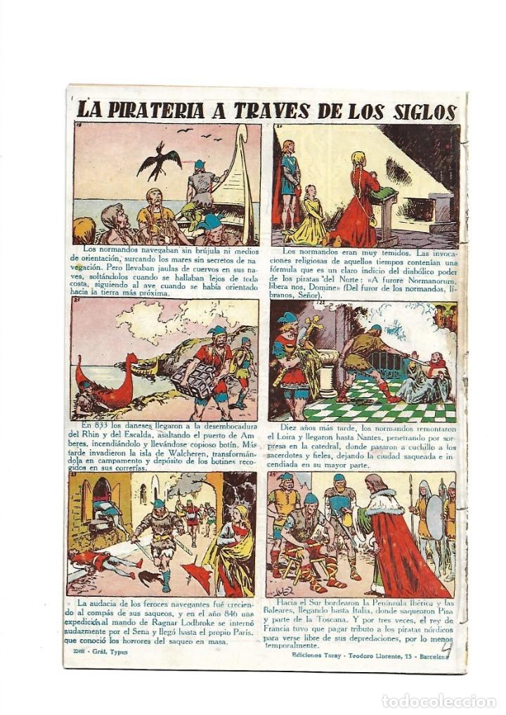 Tebeos: Selección de Aventuras, Año 1950. Colección Completa son 19. Tebeos con el Almanaque son Originales - Foto 15 - 139383194