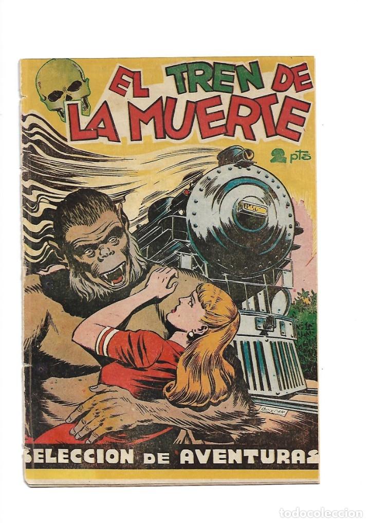 Tebeos: Selección de Aventuras, Año 1950. Colección Completa son 19. Tebeos con el Almanaque son Originales - Foto 16 - 139383194