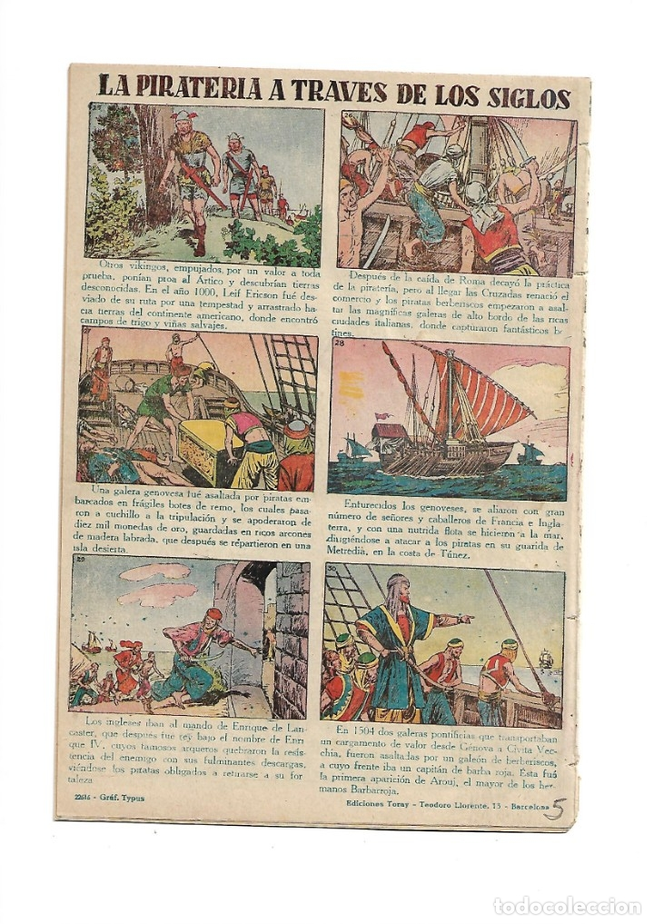 Tebeos: Selección de Aventuras, Año 1950. Colección Completa son 19. Tebeos con el Almanaque son Originales - Foto 17 - 139383194