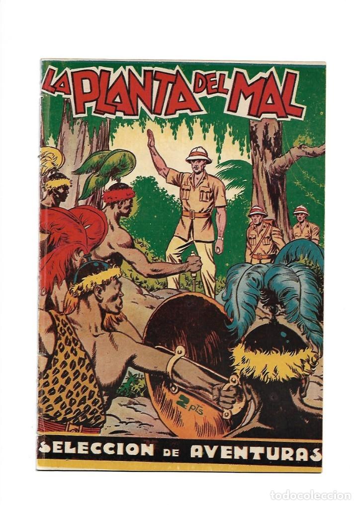 Tebeos: Selección de Aventuras, Año 1950. Colección Completa son 19. Tebeos con el Almanaque son Originales - Foto 18 - 139383194