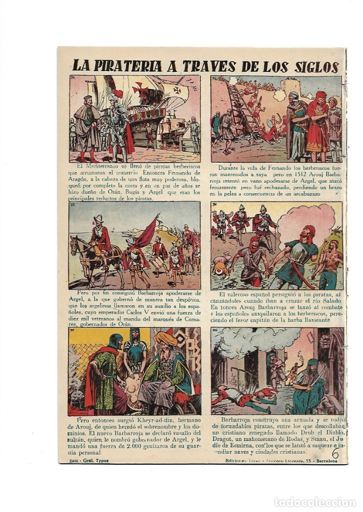 Tebeos: Selección de Aventuras, Año 1950. Colección Completa son 19. Tebeos con el Almanaque son Originales - Foto 19 - 139383194