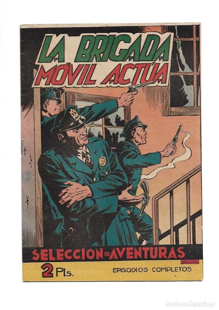 Tebeos: Selección de Aventuras, Año 1950. Colección Completa son 19. Tebeos con el Almanaque son Originales - Foto 20 - 139383194
