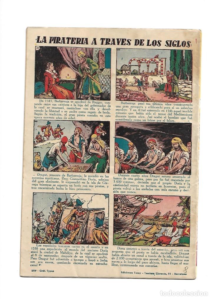 Tebeos: Selección de Aventuras, Año 1950. Colección Completa son 19. Tebeos con el Almanaque son Originales - Foto 23 - 139383194