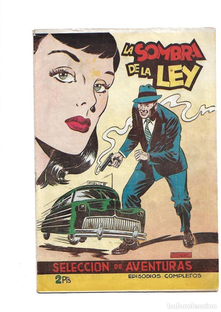 Tebeos: Selección de Aventuras, Año 1950. Colección Completa son 19. Tebeos con el Almanaque son Originales - Foto 24 - 139383194