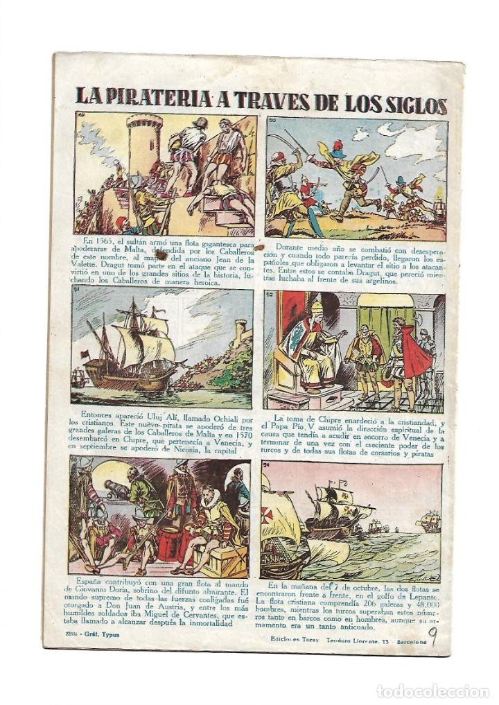 Tebeos: Selección de Aventuras, Año 1950. Colección Completa son 19. Tebeos con el Almanaque son Originales - Foto 25 - 139383194