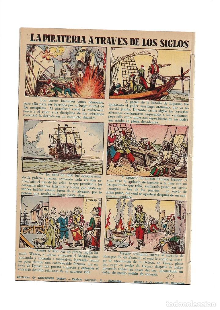 Tebeos: Selección de Aventuras, Año 1950. Colección Completa son 19. Tebeos con el Almanaque son Originales - Foto 27 - 139383194