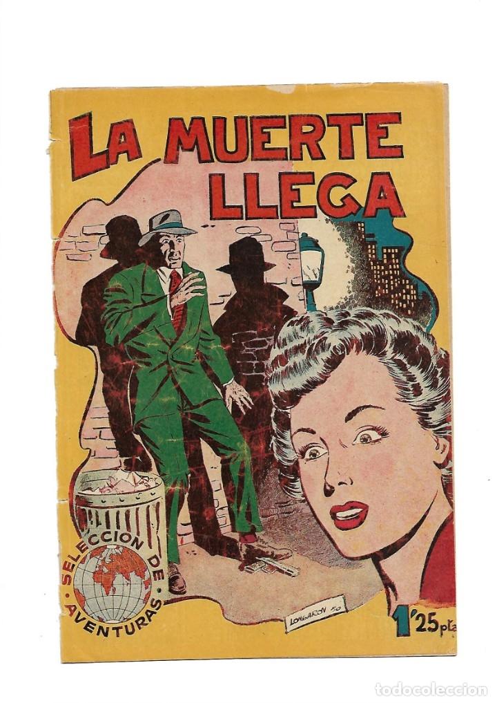 Tebeos: Selección de Aventuras, Año 1950. Colección Completa son 19. Tebeos con el Almanaque son Originales - Foto 28 - 139383194