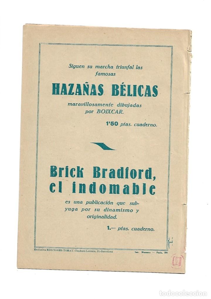 Tebeos: Selección de Aventuras, Año 1950. Colección Completa son 19. Tebeos con el Almanaque son Originales - Foto 29 - 139383194