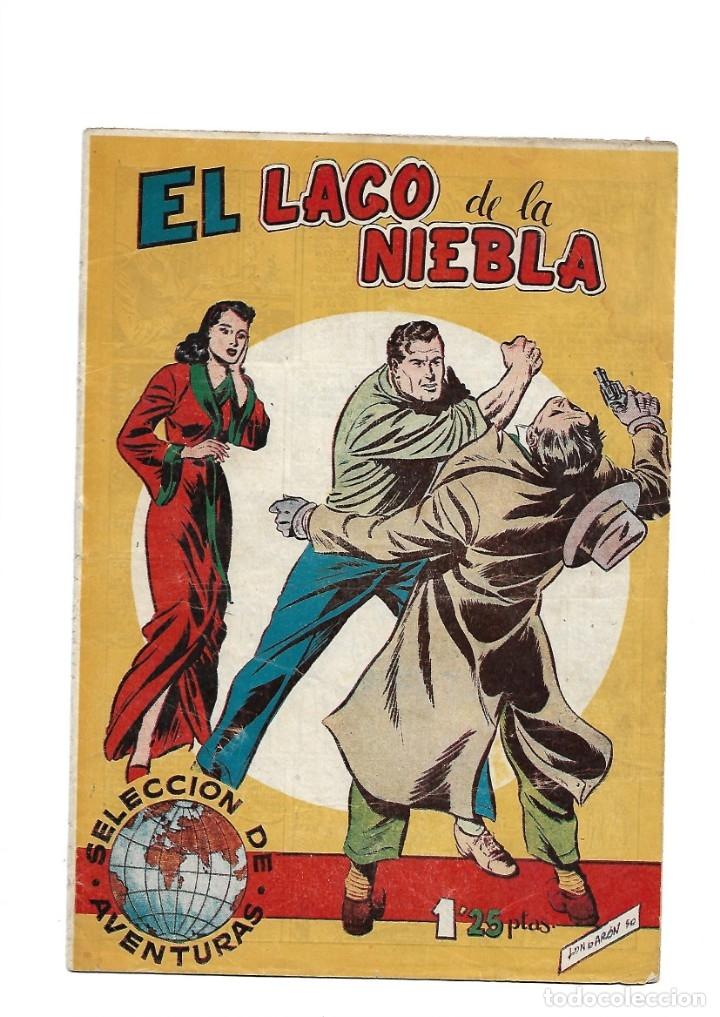 Tebeos: Selección de Aventuras, Año 1950. Colección Completa son 19. Tebeos con el Almanaque son Originales - Foto 30 - 139383194