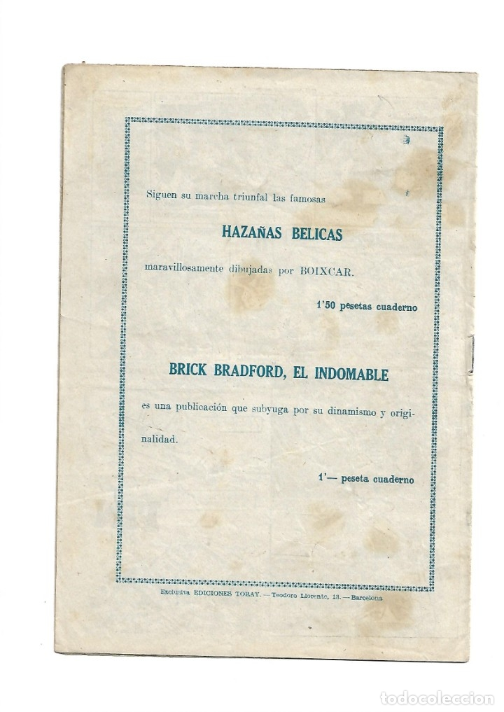Tebeos: Selección de Aventuras, Año 1950. Colección Completa son 19. Tebeos con el Almanaque son Originales - Foto 31 - 139383194