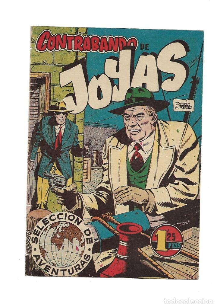 Tebeos: Selección de Aventuras, Año 1950. Colección Completa son 19. Tebeos con el Almanaque son Originales - Foto 32 - 139383194