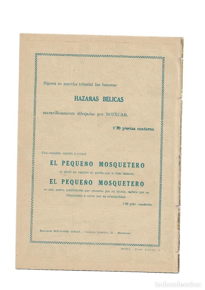 Tebeos: Selección de Aventuras, Año 1950. Colección Completa son 19. Tebeos con el Almanaque son Originales - Foto 33 - 139383194