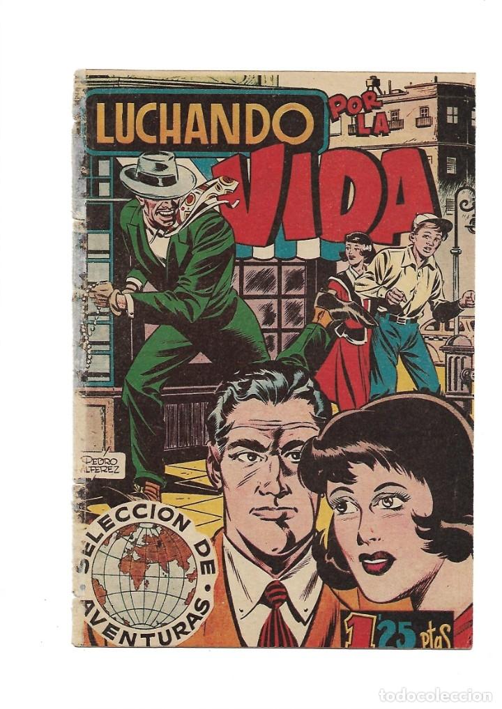 Tebeos: Selección de Aventuras, Año 1950. Colección Completa son 19. Tebeos con el Almanaque son Originales - Foto 34 - 139383194