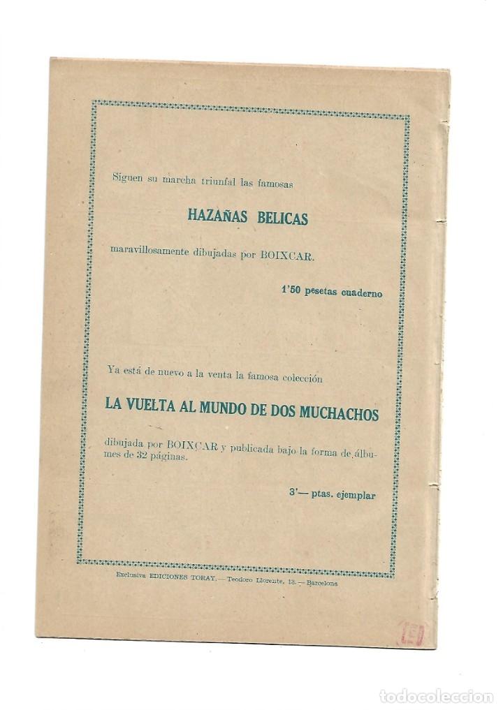 Tebeos: Selección de Aventuras, Año 1950. Colección Completa son 19. Tebeos con el Almanaque son Originales - Foto 37 - 139383194