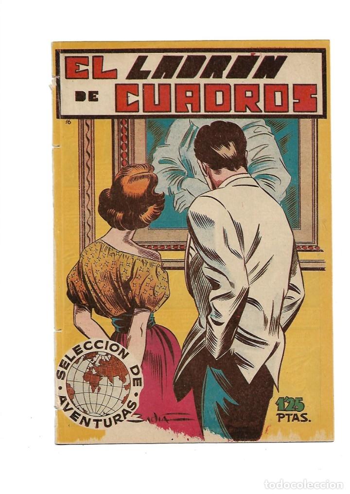 Tebeos: Selección de Aventuras, Año 1950. Colección Completa son 19. Tebeos con el Almanaque son Originales - Foto 38 - 139383194