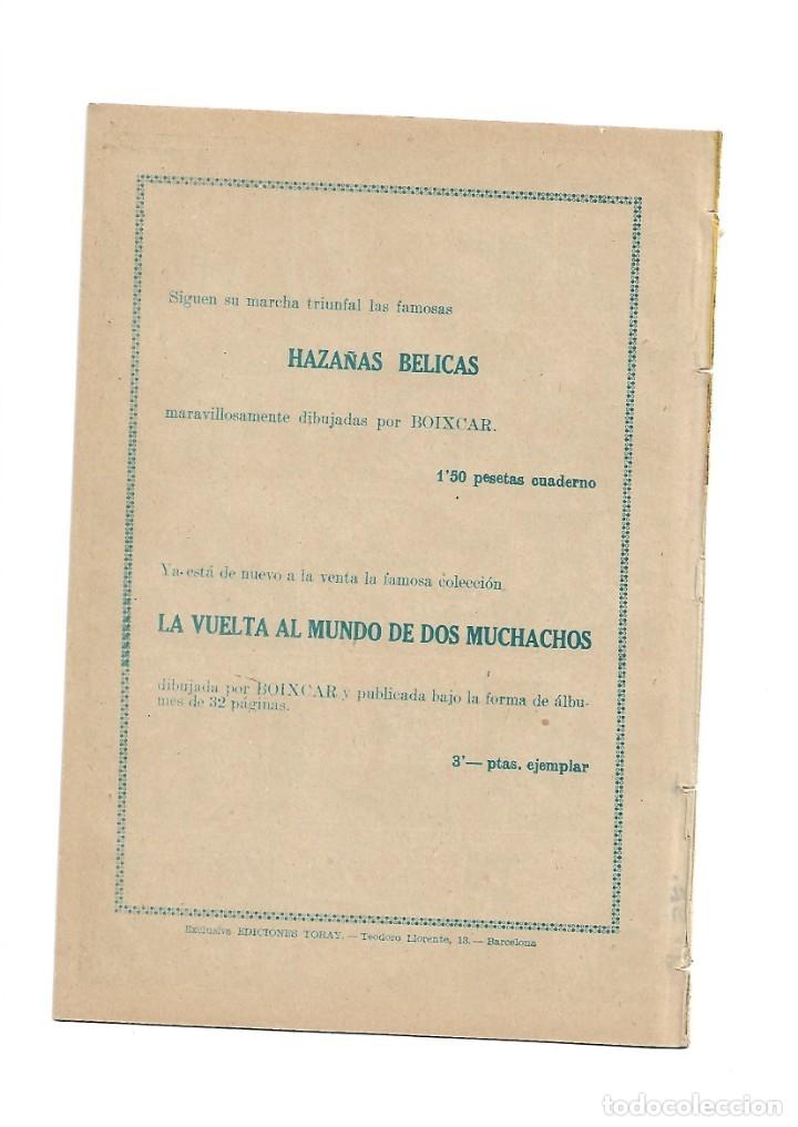 Tebeos: Selección de Aventuras, Año 1950. Colección Completa son 19. Tebeos con el Almanaque son Originales - Foto 39 - 139383194