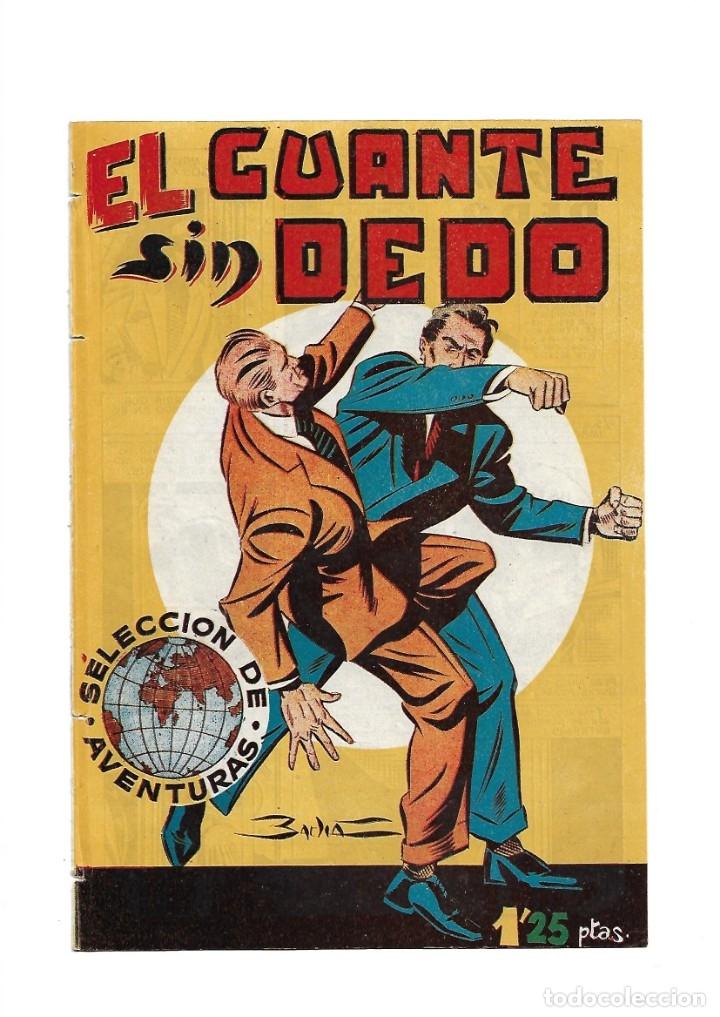 Tebeos: Selección de Aventuras, Año 1950. Colección Completa son 19. Tebeos con el Almanaque son Originales - Foto 40 - 139383194