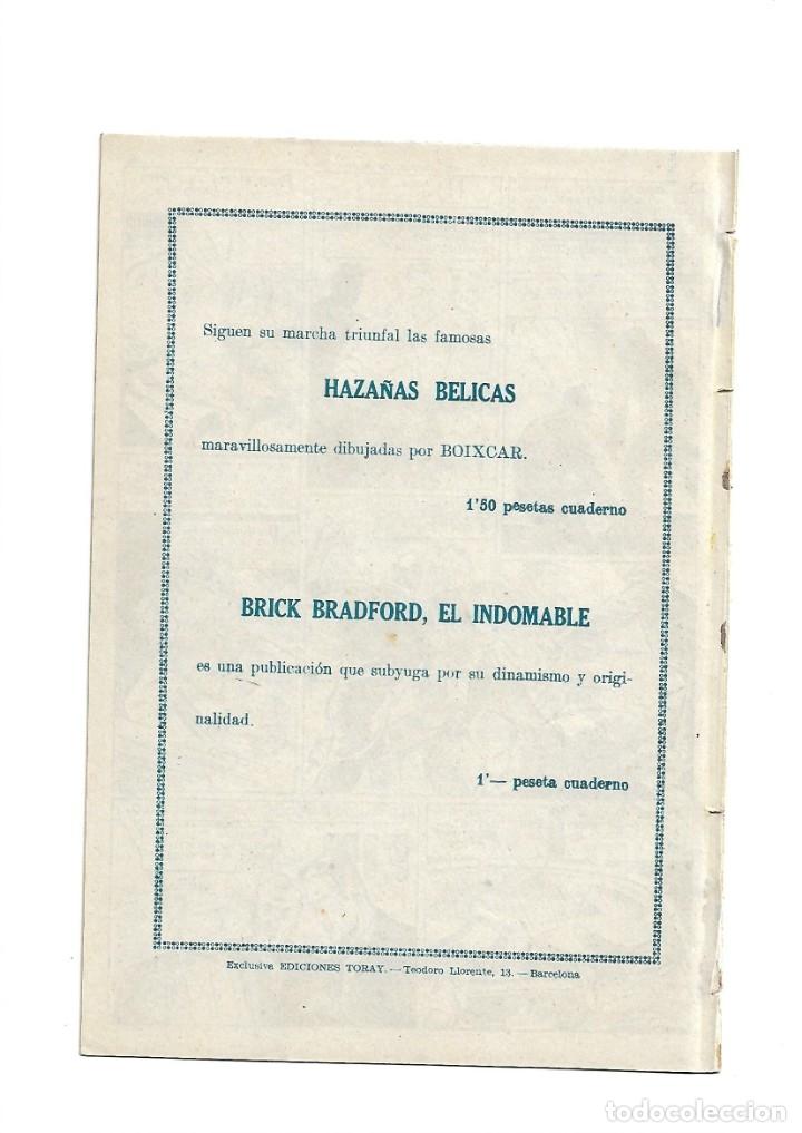 Tebeos: Selección de Aventuras, Año 1950. Colección Completa son 19. Tebeos con el Almanaque son Originales - Foto 41 - 139383194