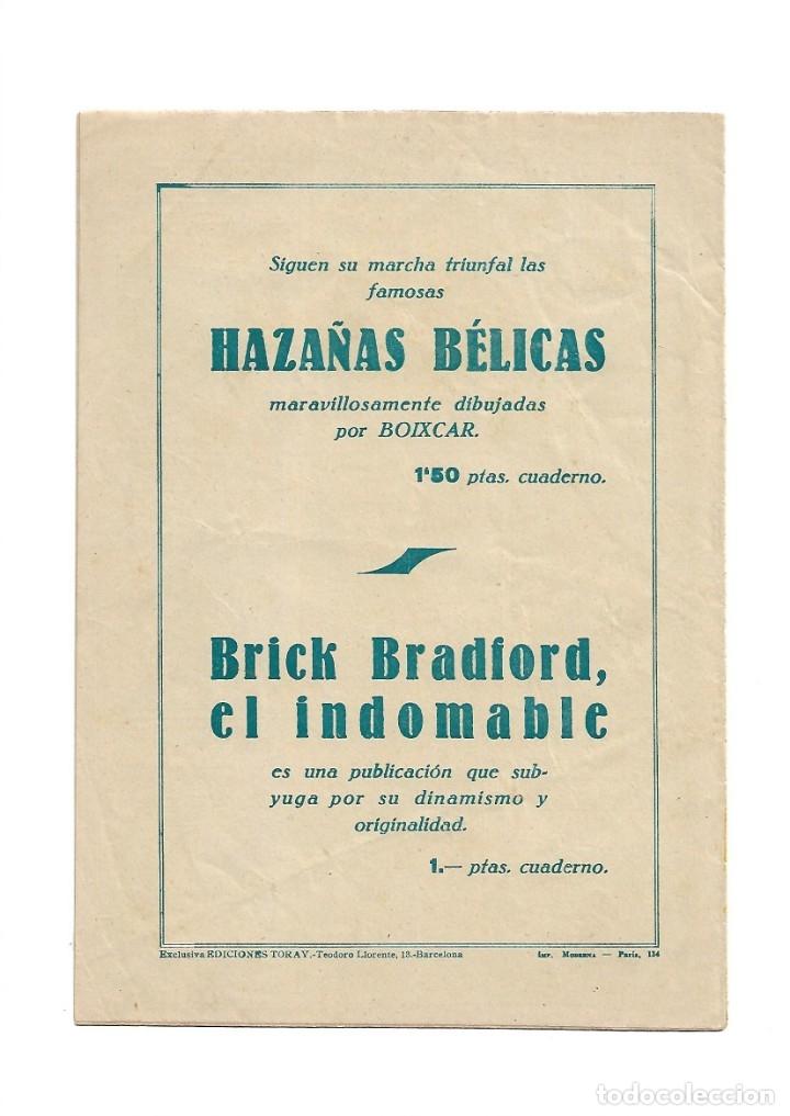 Tebeos: Selección de Aventuras, Año 1950. Colección Completa son 19. Tebeos con el Almanaque son Originales - Foto 43 - 139383194