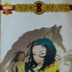 Tebeos: LOS NUEVOS MUTANTES LAZOS QUE ATAN MINISERIE 6 NÚMEROS PANINI MARVEL COMICS. Lote 139666926