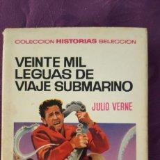 Tebeos: HISTORIAS SELECCIÓN, Nº 1 - 20.000 LEGUAS DE VIAJE SUBMARINO, EDIT. BRUGUERA (1967). Lote 139692806