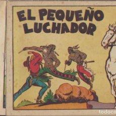 Tebeos: EL PEQUEÑO LUCHADOR. VALENCIANA 1945. COMPLETA 230 EJEMPLARES.. Lote 139838856