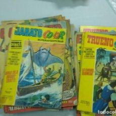 Tebeos - Lote 10 trueno color, 7 jabato album gigante, 3 capitan trueno album color y 3 jabato color - 139874070