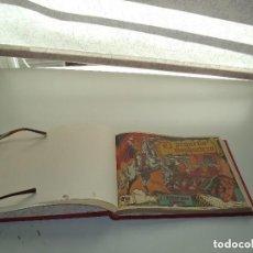 Tebeos: EL PEQUEÑO MOSQUETERO, AÑO 1.951. COLECCIÓN COMPLETA SON 21. TEBEOS ORIGINALES ENCUADERNADOS NUEVOS.. Lote 139932514