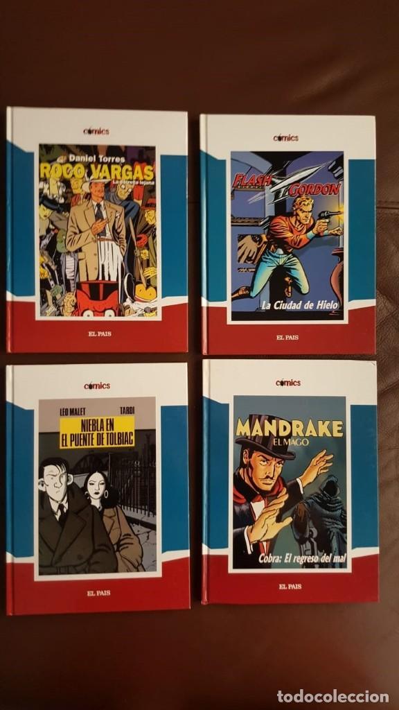 Tebeos: 35 TOMOS de cómics PUBLICADOS POR EL PAÍS - COLECCIÓN COMPLETA (VER FOTOS) - Foto 9 - 153158068