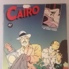 Tebeos: CAIRO Nº 47. Lote 140440596