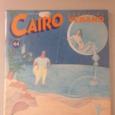 Tebeos: CAIRO Nº 44. Lote 140440702