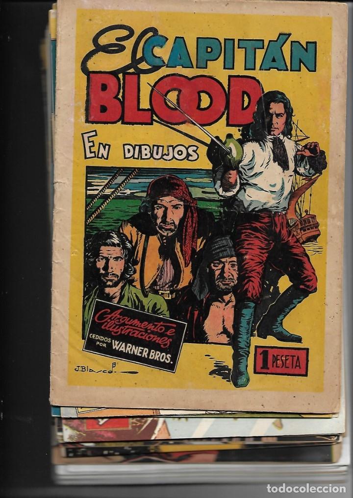 Tebeos: Peliculas Famosas, Año 1.944. Colección Completa son 33. Tebeos Originales Editorial Cliper. - Foto 68 - 138737574