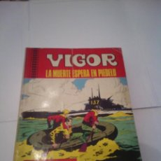 Tebeos: VIGOR - COLECCION COMPLETA - EDITORIAL EUREDIT - 6 NUMEROS - BUEN ESTADO - GORBAUD. Lote 140555446