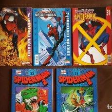 Tebeos: LOTE DE 6 COMICS DE SPIDERMAN - VER FOTO ADICIONAL. Lote 140836714
