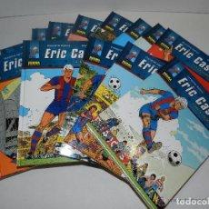 Tebeos: ERIC CASTEL - COLECCION COMPLETA DEL 1 AL 15 ,NORMA EDITORIAL 2012 EN CASTELLANO, FC BARCELONA. Lote 141503338