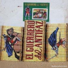 Tebeos: EL GUERRERO DEL ANTIFAZ, GAGO. COMPLETA 1 AL 69, EDICIÓN DE LUJO PLANETA, 2012. . Lote 141516310