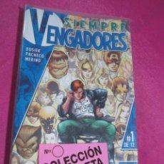 Tebeos: SIEMPRE VENGADORES 12 COMPLETA . FORUM. EXCELENTE ESTADO.. Lote 142106582