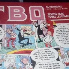 Tebeos: LIBRO EN PERFECTO ESTADO TBO MORTADELO Y FILEMON. Lote 143056834