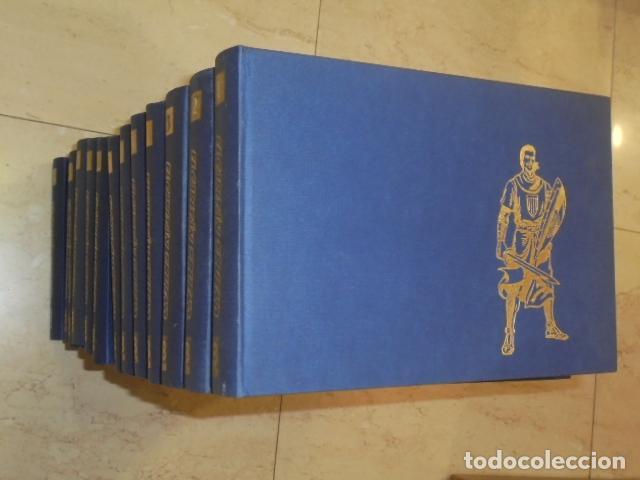 Tebeos: EL CAPITAN TRUENO COMPLETA 618 NUMS. EN 13 TOMOS ENCUADERNADOS - EDICIONES B - Foto 2 - 143724206