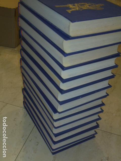 Tebeos: EL CAPITAN TRUENO COMPLETA 618 NUMS. EN 13 TOMOS ENCUADERNADOS - EDICIONES B - Foto 4 - 143724206