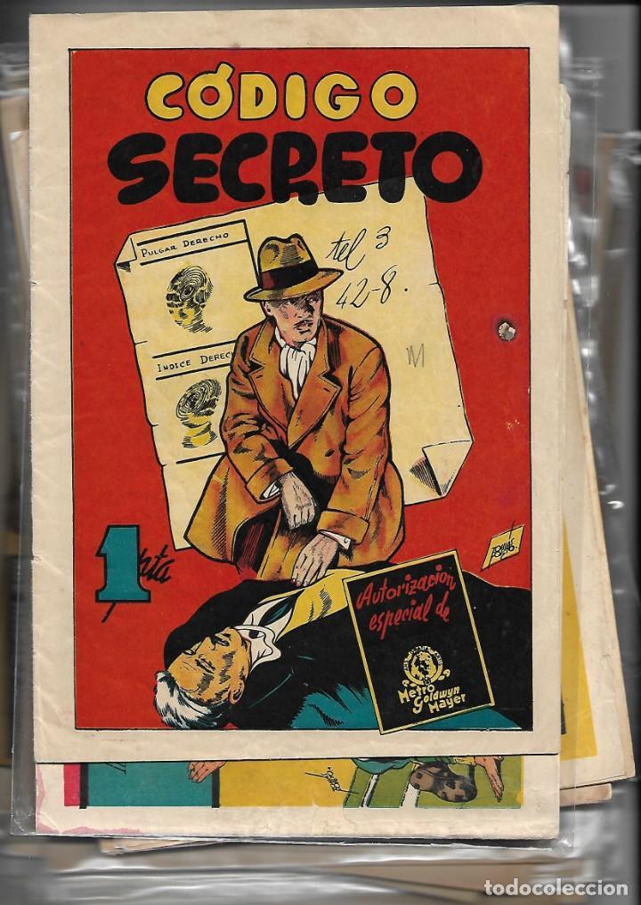 Tebeos: Peliculas Famosas, Año 1.944. Colección Completa son 33. Tebeos Originales Editorial Cliper. - Foto 3 - 138737574