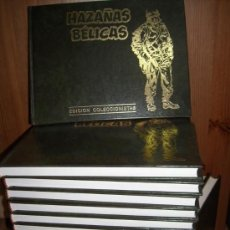 BDs: HAZAÑAS BÉLICAS 18 TOMOS BOIXCAR - TORAY Y FONDOS EDITORIALES EN BARCELONA 1996 (COLECCIÓN COMPLETA). Lote 145903134