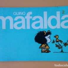 Tebeos: MAFALDA. Nº 2 - QUINO. Lote 146328281